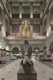 The John Wanamaker Organ, Philadelphia. Pennsylvania. The glorious pipe organ at the famous department store Stock Image