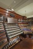 The John Wanamaker Organ, Philadelphia. Pennsylvania. The glorious pipe organ at the famous department store Royalty Free Stock Photo