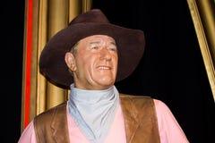 John Wayne Στοκ Φωτογραφία