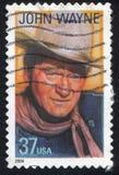 John Wayne royalty-vrije stock foto