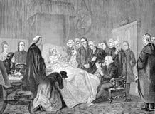 John Wesley passes away Stock Images