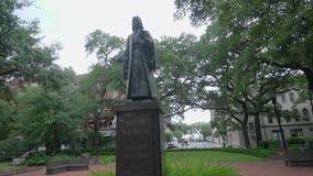 John Wesley/sabana Georgia/los E.E.U.U. almacen de metraje de vídeo