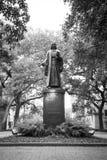 John Wesley Statue, Savannah, Georgia Stock Image