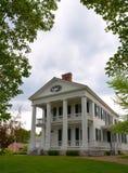 John Wood Mansion Stock Image