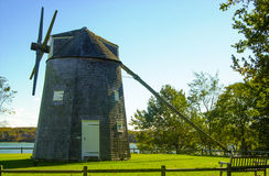 Johnathan Young Windmill, Orléans, mA images libres de droits