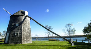 Johnathan Young Windmill, Orleans, miliampère Fotos de Stock