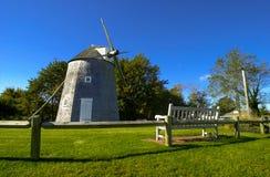 Johnathan Young Windmill, Orleans, miliampère Imagem de Stock
