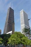 Johnncock Habuilding в Чикаго Стоковая Фотография