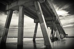 Johnnie Mercers Pier stockfoto