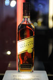 Johnnie Walker Gold Label Reserve Stock Image
