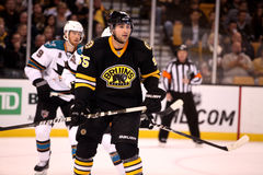 Johnny Boychuk Boston Bruins Stock Photos