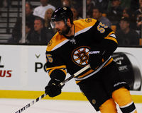 Johnny Boychuk Boston Bruins Images stock