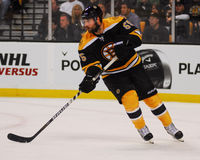 Johnny Boychuk Boston Bruins Images libres de droits