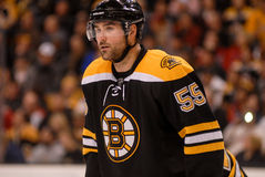 Johnny Boychuk Boston Bruins Stockfotos
