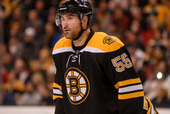 Johnny Boychuk Boston Bruins Royalty Free Stock Photography