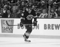 Johnny Boychuk. Boston Bruins defenseman Johnny Boychuk Royalty Free Stock Photography