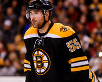 Johnny Boychuk defenseman, Boston Bruins Stock Photos