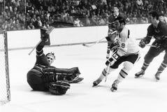 Johnny Bucyk Boston Bruins Royalty Free Stock Photo