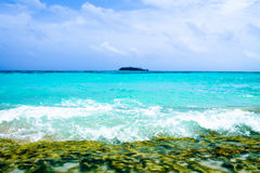 Johnny Cay - San Andres - Colombia royaltyfri foto
