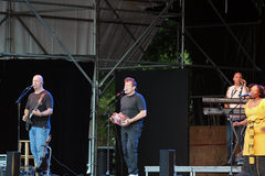 Johnny Clegg Royalty Free Stock Image