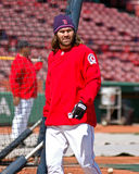 Johnny Damon Boston Red Sox Stock Photos