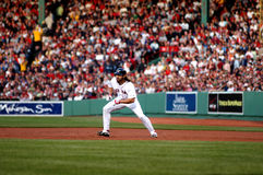Johnny Damon Boston Red Sox Royalty Free Stock Image