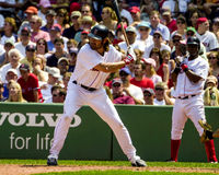 Johnny Damon, Boston Red Sox Stock Photos