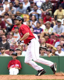 Johnny Damon, Boston Red Sox Fotografia de Stock Royalty Free