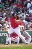 Johnny Damon, Boston Red Sox Centerfielder στοκ εικόνες