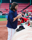 Johnny Damon Boston Red Sox Stock Images