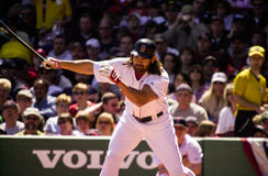 Johnny Damon, Boston Red Sox Royalty Free Stock Photography