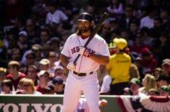 Johnny Damon, Boston Red Sox Stock Photography