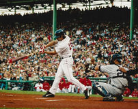 Johnny Damon Boston Rode Sox Royalty-vrije Stock Afbeeldingen