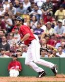Johnny Damon, les Red Sox de Boston Photographie stock libre de droits