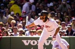 Johnny Damon, les Red Sox de Boston Photo libre de droits