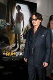 Johnny Depp Royalty-vrije Stock Afbeelding