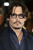 Johnny Depp Stockfotografie