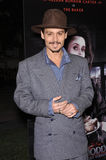 Johnny Depp. At industry screening of his movie Sweeney Todd the Demon Barber of Fleet Street at Paramount Studios, Hollywood. December 5, 2007  Los Angeles, CA Stock Images