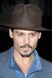 Johnny Depp lizenzfreies stockbild