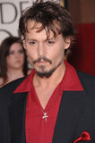 Johnny Depp. At the 63rd Annual Golden Globe Awards at the Beverly Hilton Hotel. January 16, 2006  Beverly Hills, CA  2006 Paul Smith / Featureflash Stock Images