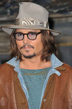 Johnny Depp Royalty-vrije Stock Foto