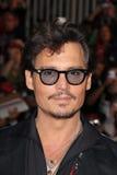 Johnny Depp fotografering för bildbyråer