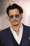 Johnny Depp royalty-vrije stock foto