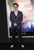 Johnny Depp Photos libres de droits
