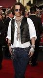 Johnny Depp Fotografia Stock