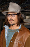 Johnny Depp Stock Afbeelding