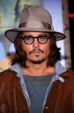 Johnny Depp Lizenzfreie Stockbilder