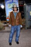 Johnny Depp Lizenzfreies Stockfoto