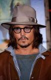 Johnny Depp Stockfoto