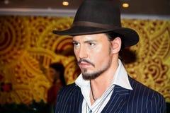 Johnny Depp imagem de stock